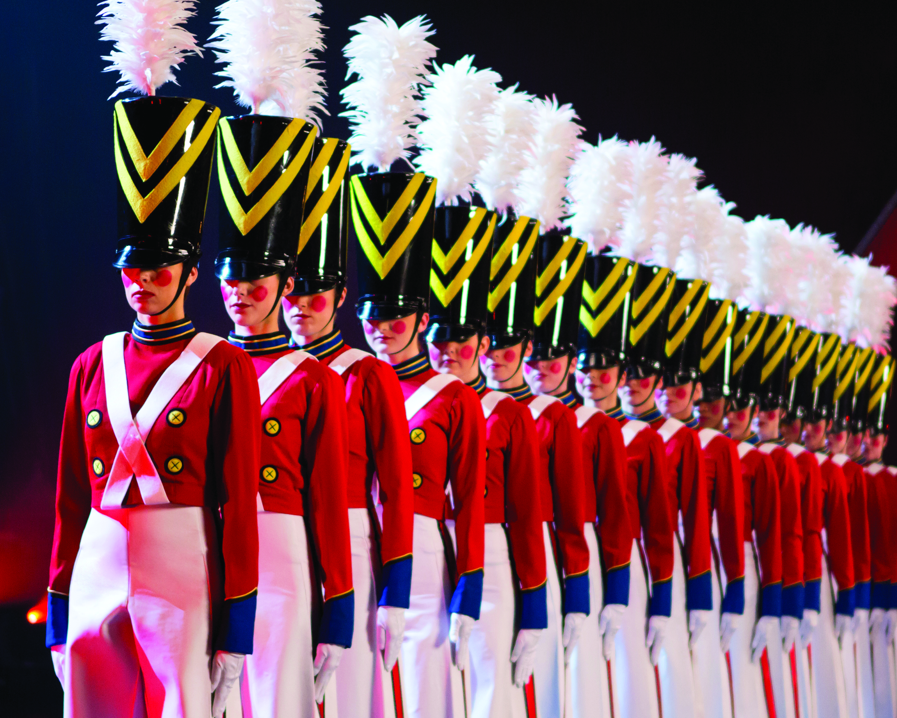 christmas spectacular starring the radio city rockettes youll get a kick out of this holiday stalwart which still features santa wooden soldiers and the - Best Christmas Shows